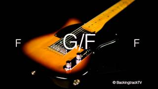 F Lydian Guitar Backing Track