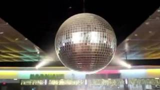 Hilarious Roller Boogie Disco with SkylerTubeHD to Barry White's Can't Get Enough of Your Love, Babe