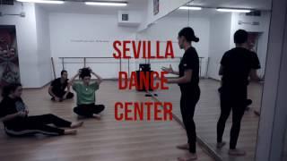 Sevilla Dance Center | Julia Valenzuela | Colibria - Nicola Cruz