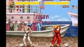 Hadouken!!! Street Fighter 2 Black Belt Ryu