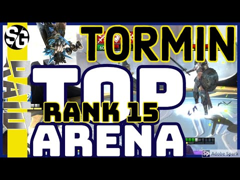RAID SHADOW LEGENDS | BROKEN RANK 15 TORMIN PLATINUM ARENA BATTLES