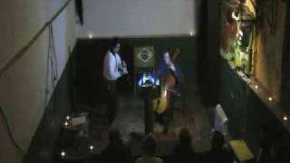 Abraçando Jacaré - Pixinguinha - Concerto Duo Mauro Durao e Karsten Hochapfel - Paris,set 2006
