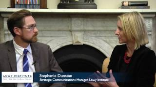 In Conversation: Rory Medcalf, Lowy Institute Director of International Security