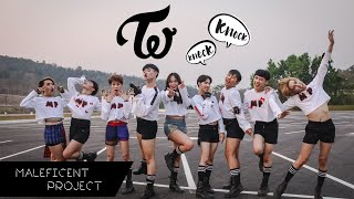 KNOCK KNOCK - TWICE(트와이스) Cover by Maleficent Project from Thailand