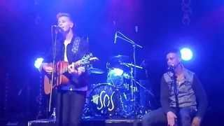 Not Afraid - Etham Basden @ O2 Academy Islington, London (14/5/2013)