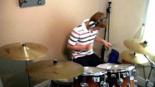 Black Eyed Peas - 'Boom Boom Pow' Drum Cover