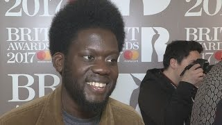 The BRITs Are Coming: Michael Kiwanuka says juggling helps him to relax