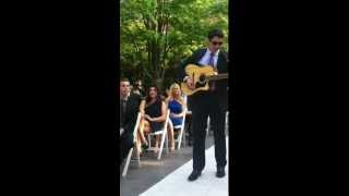The Wedding Singer - Greatest Wedding Ceremony Surprise -  I Wanna Grow Old with You