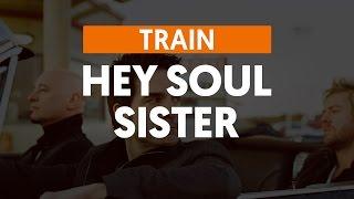 Videoaula Hey Soul Sister (aula de violão)