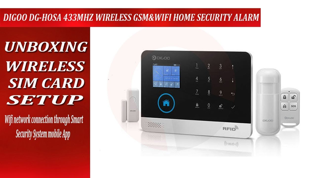 Best Wireless Alarm System Plainview TX