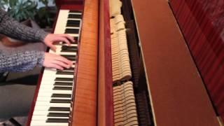 Tom Rosenthal - Go solo (piano cover) + music sheet | danielavalcharova