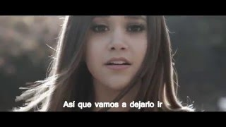 Let it go  James bay   Megan Nicole Cover  Sub Español