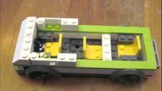 Building Lego Camper