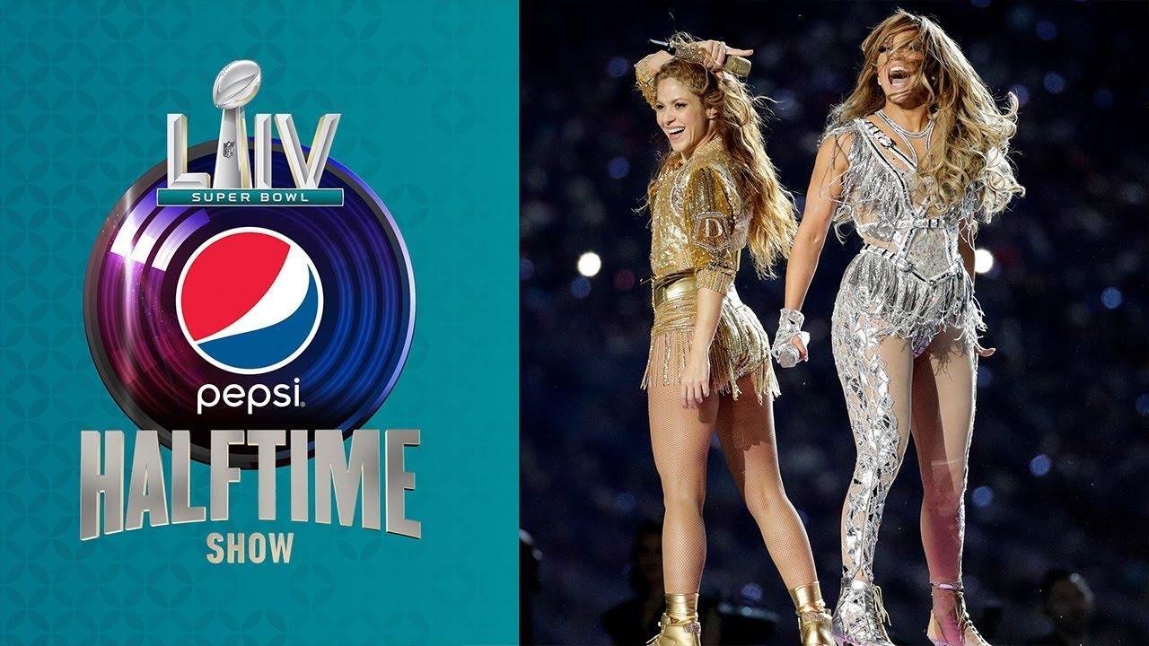 Shakira & J. Lo - FULL Pepsi Super Bowl LIV Halftime Show