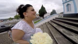 A noiva chegou