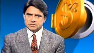 Jornal Nacional: Reabertura dos bancos (19/03/1990)
