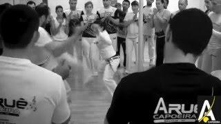 Arue Capoeira Madrid 2016