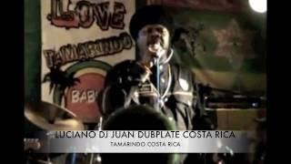 GIVE PRAISE LUCIANO DJ JUAN DUBPLATE COSTA RICA