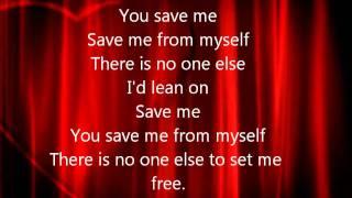 Save Me From Myself - Carpark North - Lyrics