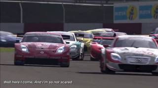 """GT5 Trailer Montage 2 - Sheryl Crow """"Real gone"""""""