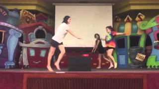 GraceKids Ministry - Only Wanna Sing Dance Moves