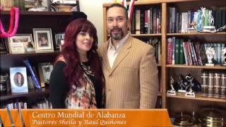 Pastor Sheila y Raúl Quiñones