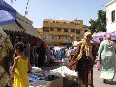 A visit to Meknes