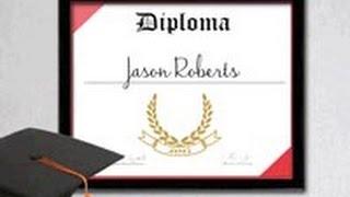 Movie-Video Template - Graduation Story