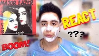 Major Lazer - Sua Cara (feat. Anitta & Pabllo Vittar) REAÇÃO!!!