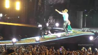 """COLDPLAY """"AMAZING DAY"""" Mexico【April 15th, 2016】Foro Sol - A Head Full Of Dreams Tour"""