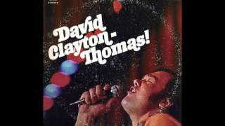 David Clayton-Thomas - Boom Boom (John Lee Hooker Cover)