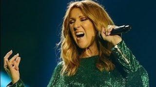 Celine Dion - Prince Medley - Kiss, Purple Rain, C6 Belt (Live, May 17th 2016, Las Vegas)