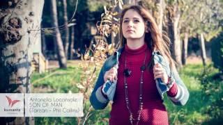 Son of man (Tarzan - Phill Collins) - cover Antonella Loconsole