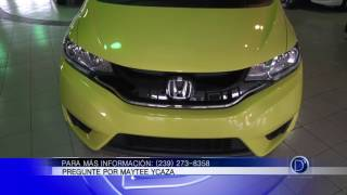 Maytee Ycaza presenta los últimos modelos de Honda en Fort Myers
