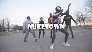 Ski Mask The Slump God ft. Juice WRLD - Nuketown (Dance Video) Shot by @Jmoney1041