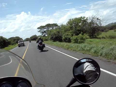 Paseo a Granada Nicaragua ,Club BMW Costa Rica
