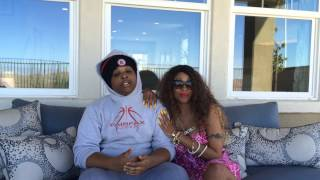 candy Strother DeVore & King Tha Rapper Address Child Abuse Part 3