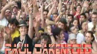 Paul Oakenfol Live in Buenos Aires, Argentina December 2008 (VIDEO OFICIAL)