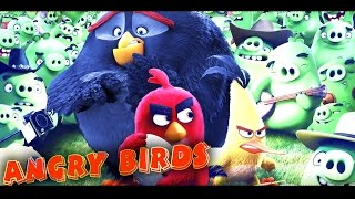 Angry Birds 2016-Skillet - Hero