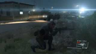 MGS5 Ground Zeroes with MGS1 Music
