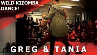 Greg & Tania Urban Kiz Dance @ Sweden Kizomba Festival 2017 / Nindja - Zulu
