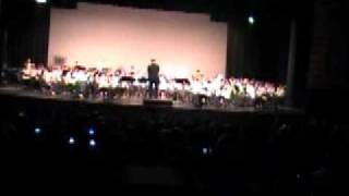 COMEA Middle School Honor Band 2011 - Our Kingsland Spring