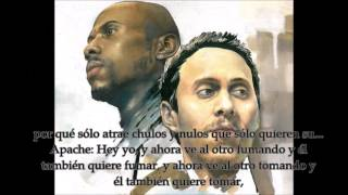 Interludio-Canserbero ft Apache (Letra)