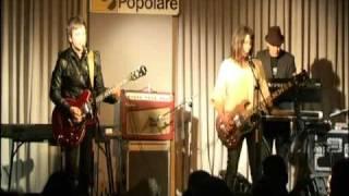 """Il Genio - """"Amore chiama Terra"""" - Live at 'Radio Popolare'"""