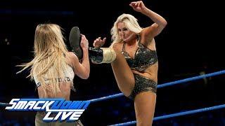 Charlotte Flair vs. Carmella: SmackDown LIVE, Sept. 26, 2017