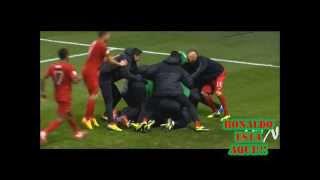 Onde está  Ronaldo? O Pedro Abrunhosa dá uma ajuda com a música...