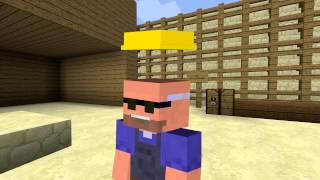 Nope.avi in Minecraft (ItsJerryAndHarry)