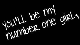Justin Bieber - One Time. [Lyrics]