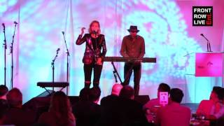 Molly Kate Kestner Performs New Song at Cyndi Lauper's #DamnGala