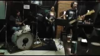 Destilando rock no Boteco do Glauco.